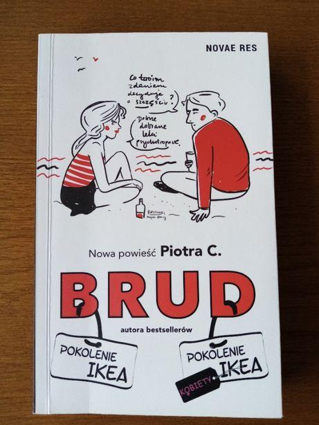 Książka Pokolenie Ikea Piotr C. Brud