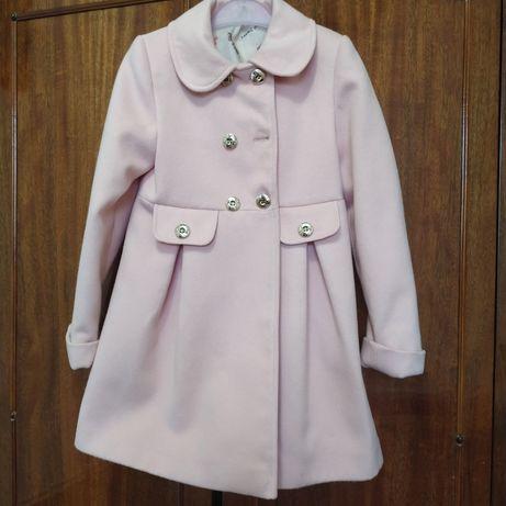 Пальто на дівчинку, верхня одежа