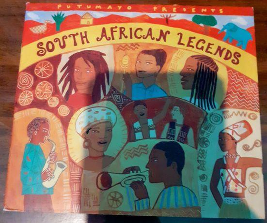 CD - Vários - South African Legends