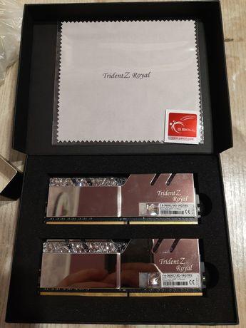 G.Skill Royal Silver 16GB 2*8 3600C18