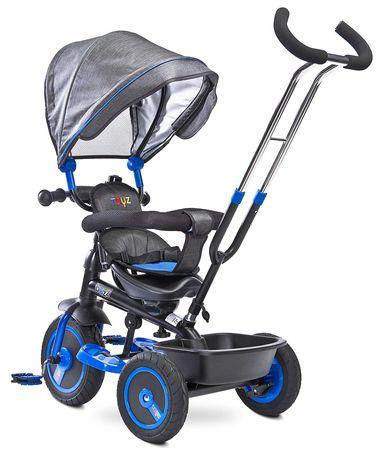 Toyz Caretero BUZZ rower trójkołowy daszek gumowe koła trójkołowiec