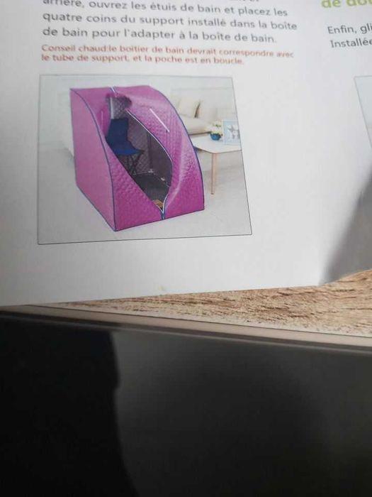 Sauna parowa jak nowa Barcin - image 1
