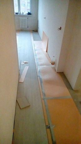 Внутренняя отделка и ремонт в квартире, помещении.