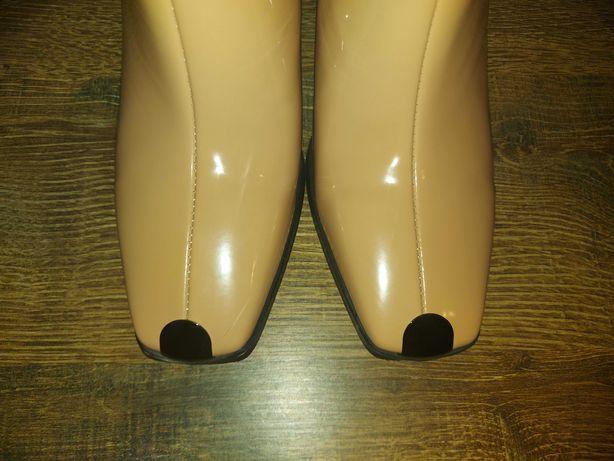 Ботинки 42 р. (27 см.) Натуральная кожа