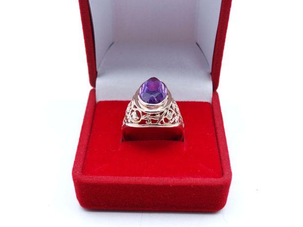 Piękny złoty pierścionek P583 6,82g r12 LOMBARD66
