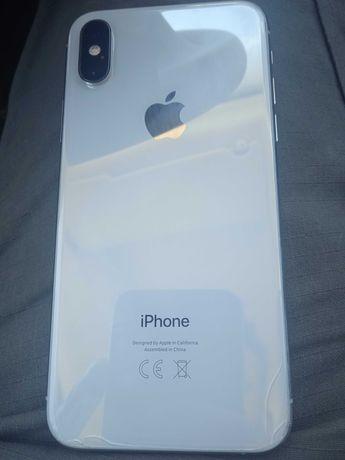 iPhone XS prateado 64gb