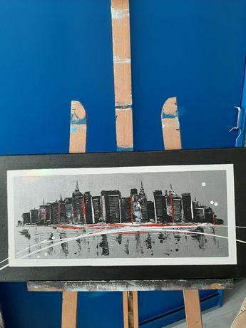 Obraz akrylowy Manhattan