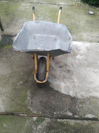 Садово строительная тачка