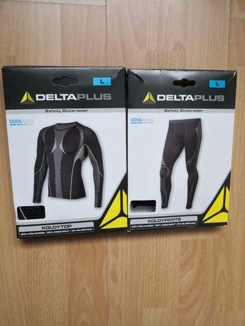 Delta plus bielizna termoaktywna koszulka kalesony rozm. L
