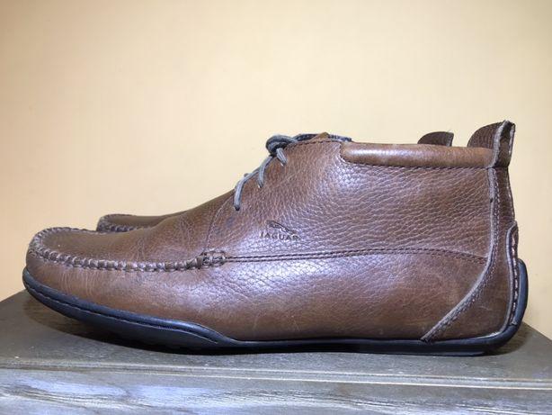 Ботинки Jaguar. Ecco. Timberland. Размер 42, длина стельки 27,5 см