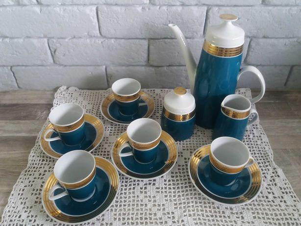 Porcelana antyk Lichte 1822 Made in GDR