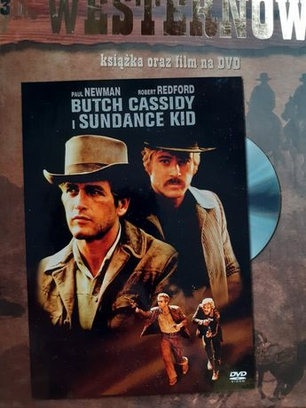 Butch Cassidy i Sundance Kod film dvd