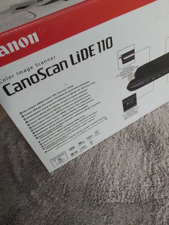 Skaner CANON canoscan lide110 USB