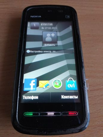 Продам мобільний телефон Nokia 5230