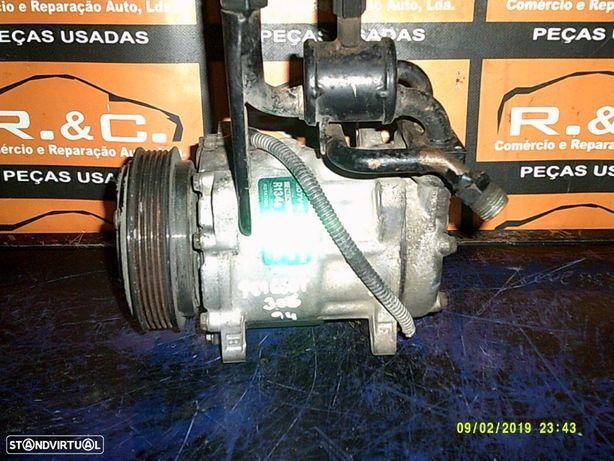 Peugeot 306 1.4i Ano 94-Compressor Ar Condicionado