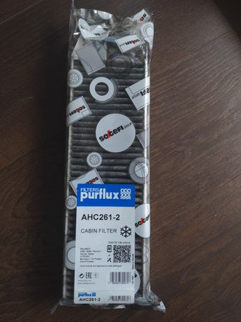 Filtry powietrza do C4 Picasso mann C36003 AP196/4 i purflux AHC261-2