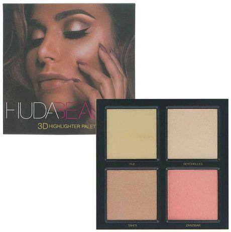 Huda beauty 3D Highlighter- Rozświetlacz