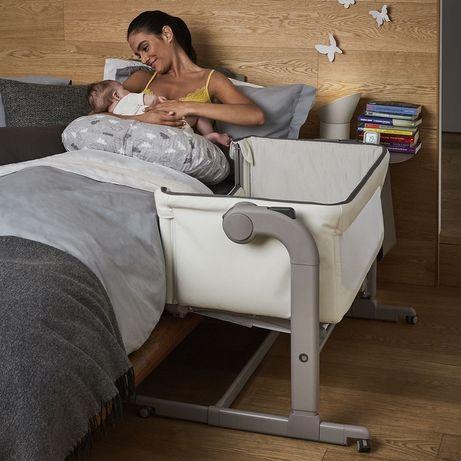 Приставная кроватка chicco NEXT2ME MAGIC
