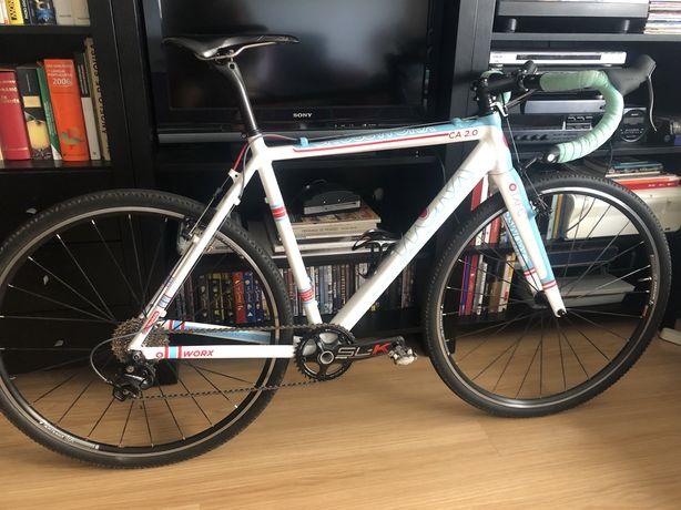 Worx ciclocross gravel