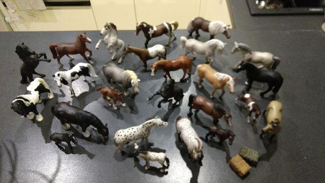 Konie koniki schleich unikatowe