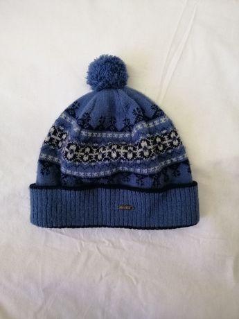 Продам шапку (весна/осень) 6-8 лет