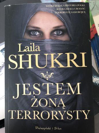 Jestem żoną terrorysty Laila Shukri