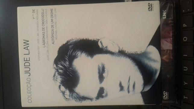 Colecção Jude Law - dvds selados