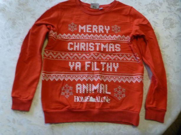 Bluza oryginalna świąteczna Kevin sam w domu/Nowym Jorku Home Alone, M