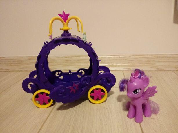 My Little Pony- kareta i kucyki