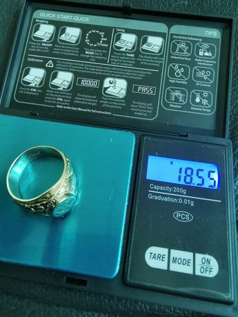 Sygnet złoty 585