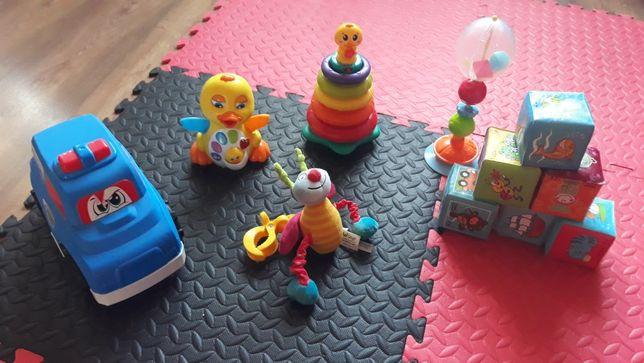 Zabawki interaktywne 30zl CAŁOŚĆ!!!