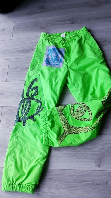 Big Eye Crazy Creek ***spodnie spodnie zimowe snowboardowe narty roz M