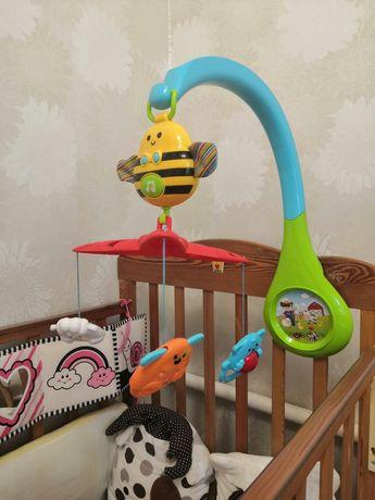 Мобиль детский на кроватку.