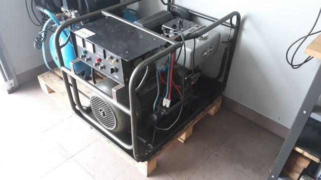 Agregat prądotwórczy diesel Kubota 4 KW, 230V
