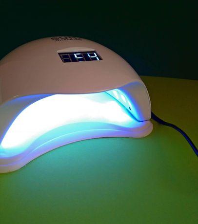 Cветодиодная лампа Sun 5 48W для ногтей, маникюра, педикюра, гель лака