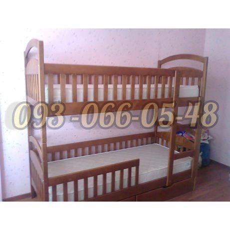 Ліжко дитяче двухъярусне