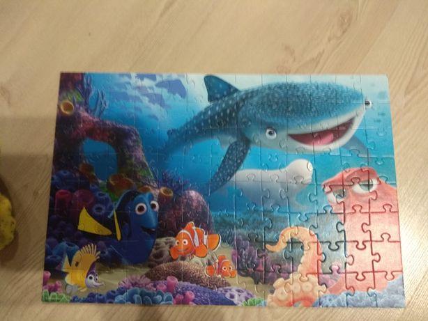 Puzzle 5+ 100 elementów