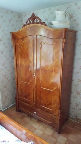 Sypialnia ludwik filip zabytkowa retro stara loft