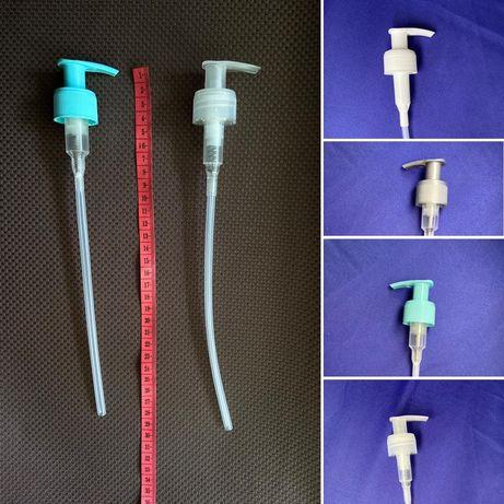 Помпа-дозатор для антисептика под 28 горловину