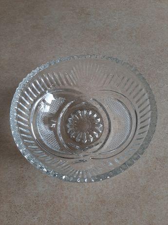 Хрустальная ваза, салантник, конфетница