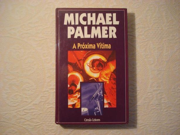 """Michael Palmer - """"A Próxima Vítima"""""""