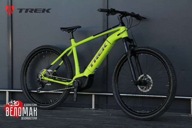 Электровелосипед Trek Powerfly 5 2019. Cube Scott Haibike KTM Giant GT