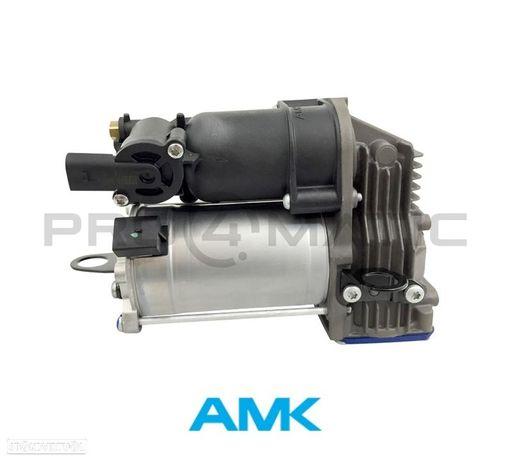 Mercedes-Benz Classe ML (W166) Compressor Suspensão AMK 1663200104