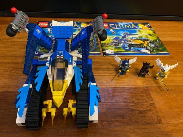 Klocki LEGO Chima Equila's Ultra Striker 70013