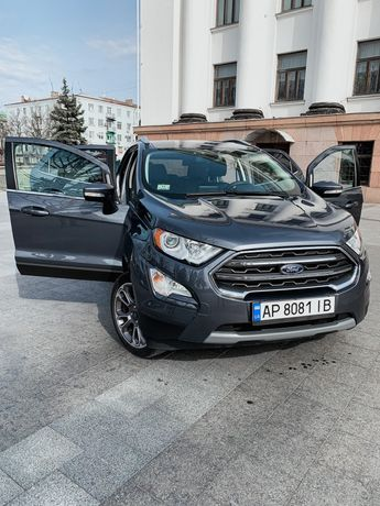Продам Ford EcoSport 2.0 Titanium 2018 года