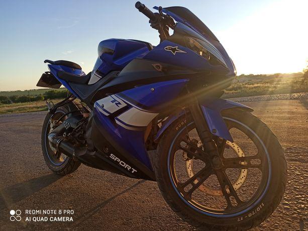Продам мотоцикл Viper R1