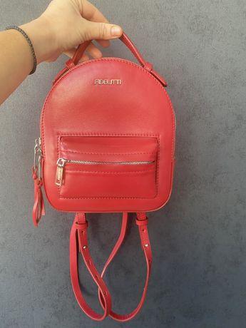 Кожанный портфель - сумка fidelitti
