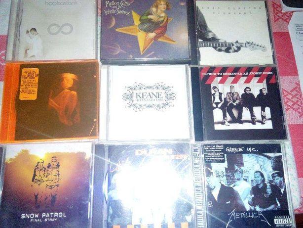Vários CDs de musica
