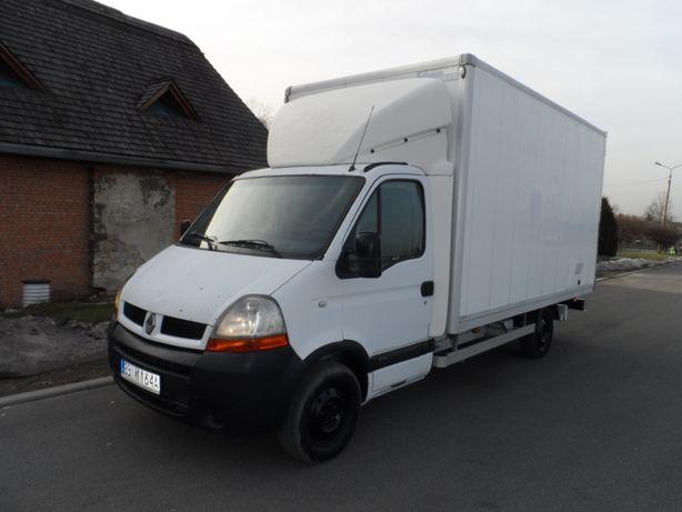 Renault Master Kontener 2004r 2,5 114km Salon PL*227-tys km* F-VAT 23%