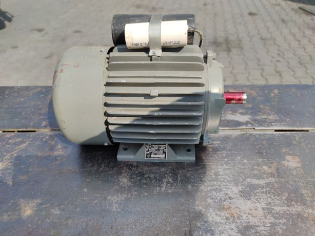 Silnik jednofazowy, polski Wiefamel, 220,230,240,250V, 1,5 kW, 1440obr